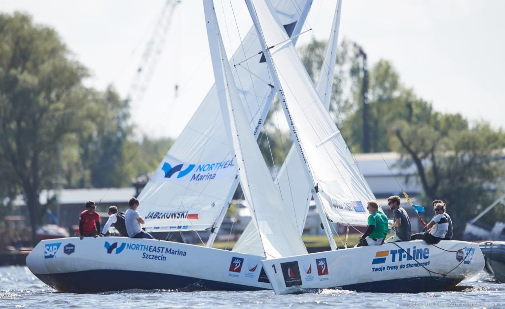 2017 Szczecin Match Race - World Cup Grade 2